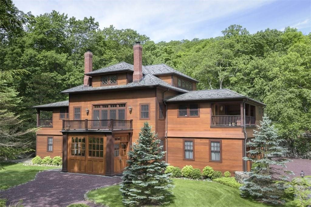 Patterson Brook Carriage House, Tuxedo Park