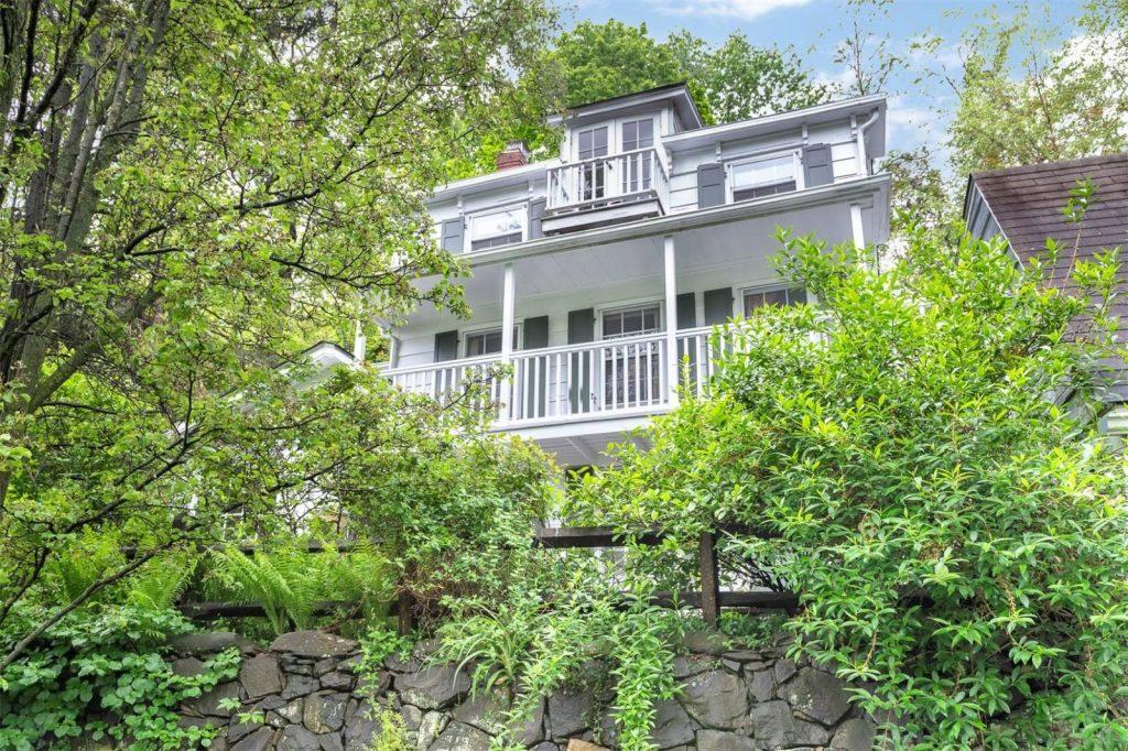 Henry Dobbs House Snedens Landing New York