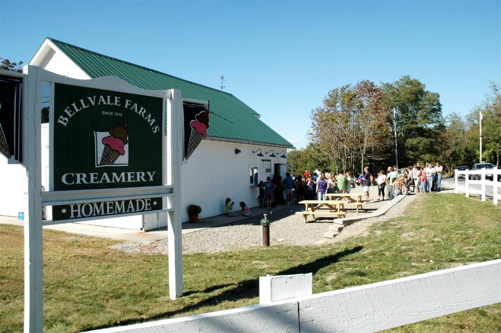 Bellvale Farms Creamery, Warwick, New York