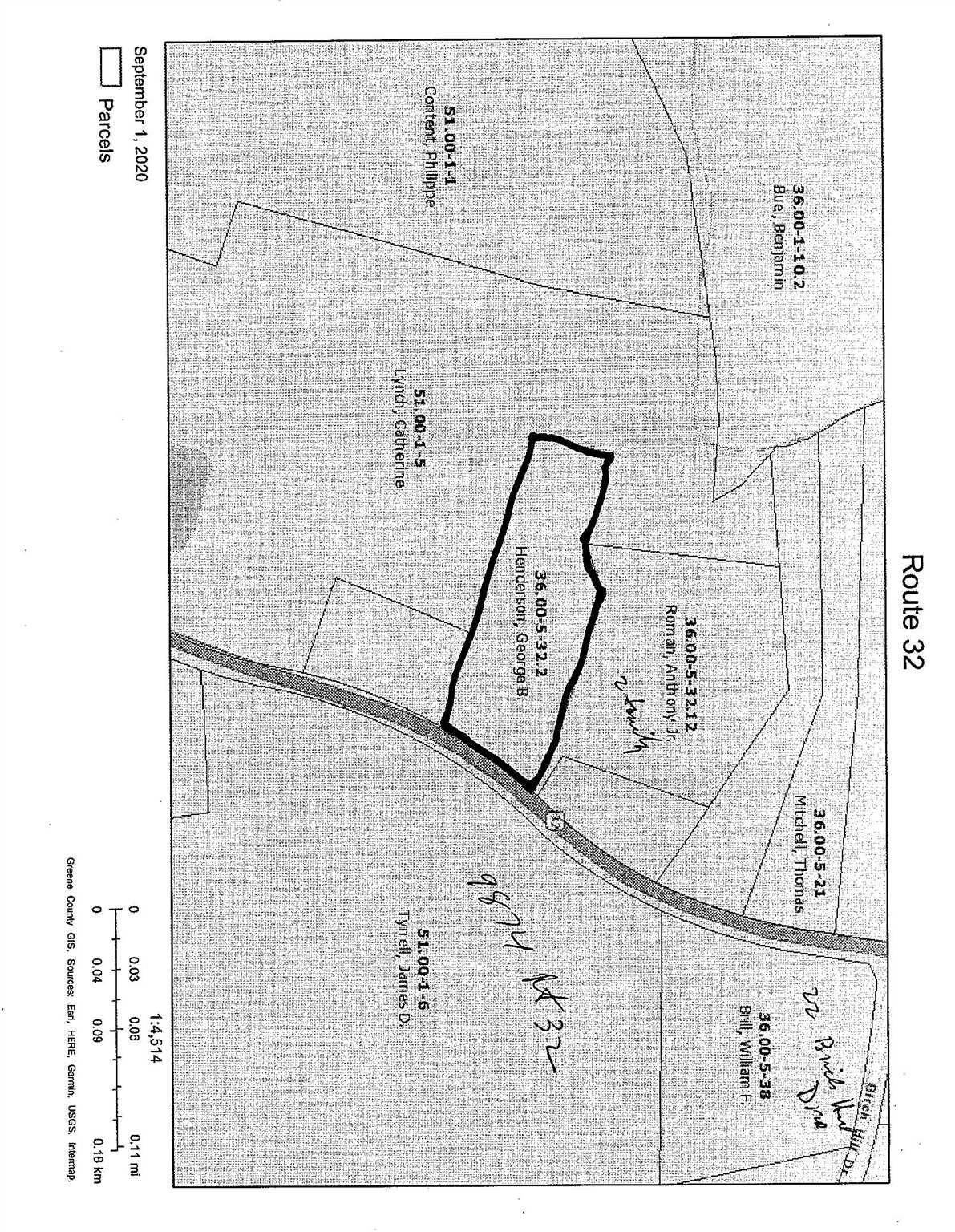 Land for Sale at STATE ROUTE 32 Cairo, New York 12413 United States