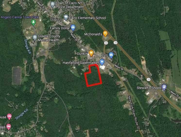 Land for Sale at 53 CEDAR DRIVE Cairo, New York 12413 United States