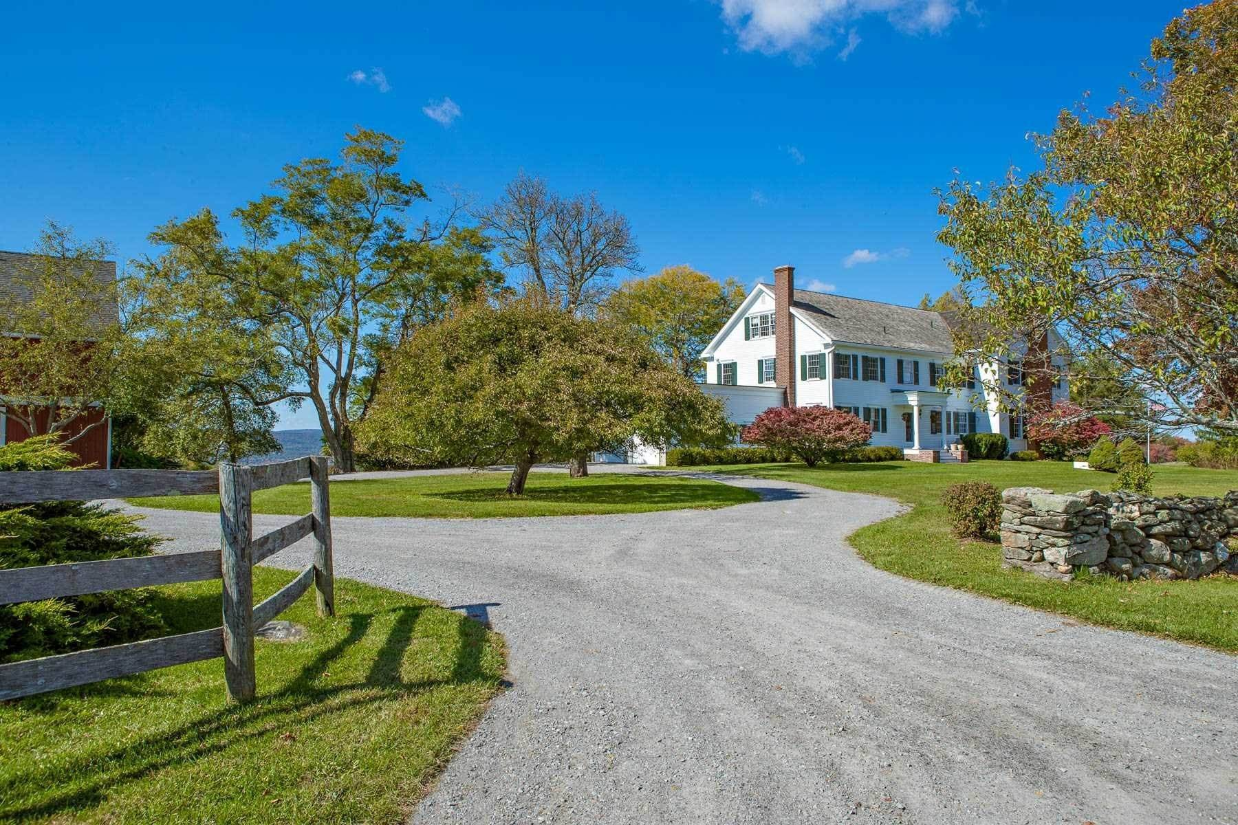 Single Family Homes for Sale at 15 OLD QUAKER HILL ROAD Pawling, New York 12564 United States