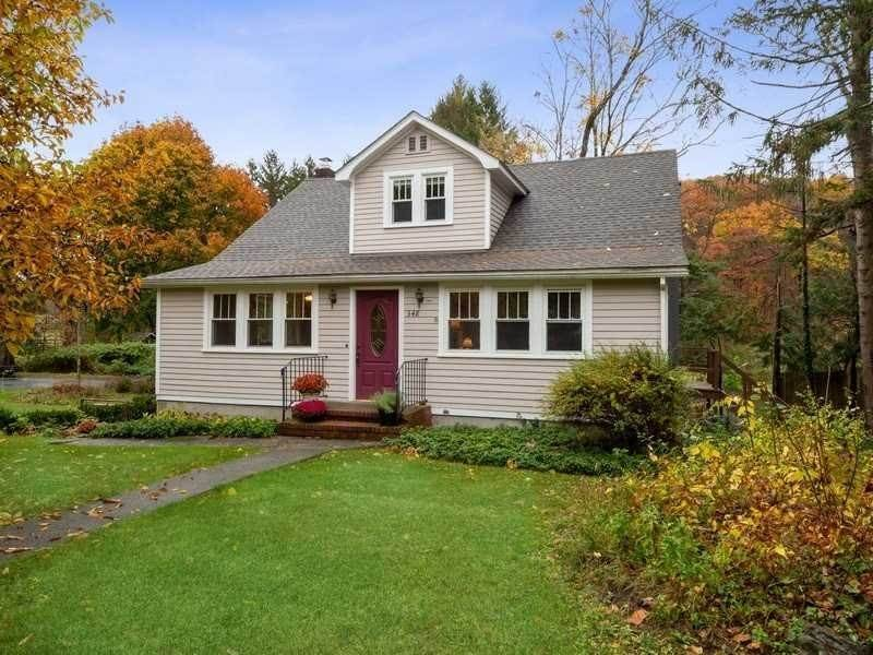 Single Family Homes for Sale at 348 HUNNS LAKE Road Stanfordville, New York 12581 United States