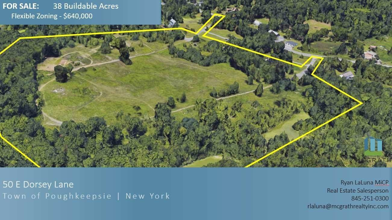 Land for Sale at 50 E DORSEY Lane Hyde Park, New York 12601 United States