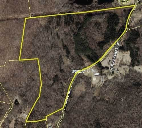 Land for Sale at 35 DODGE Road Pawling, New York 12564 United States