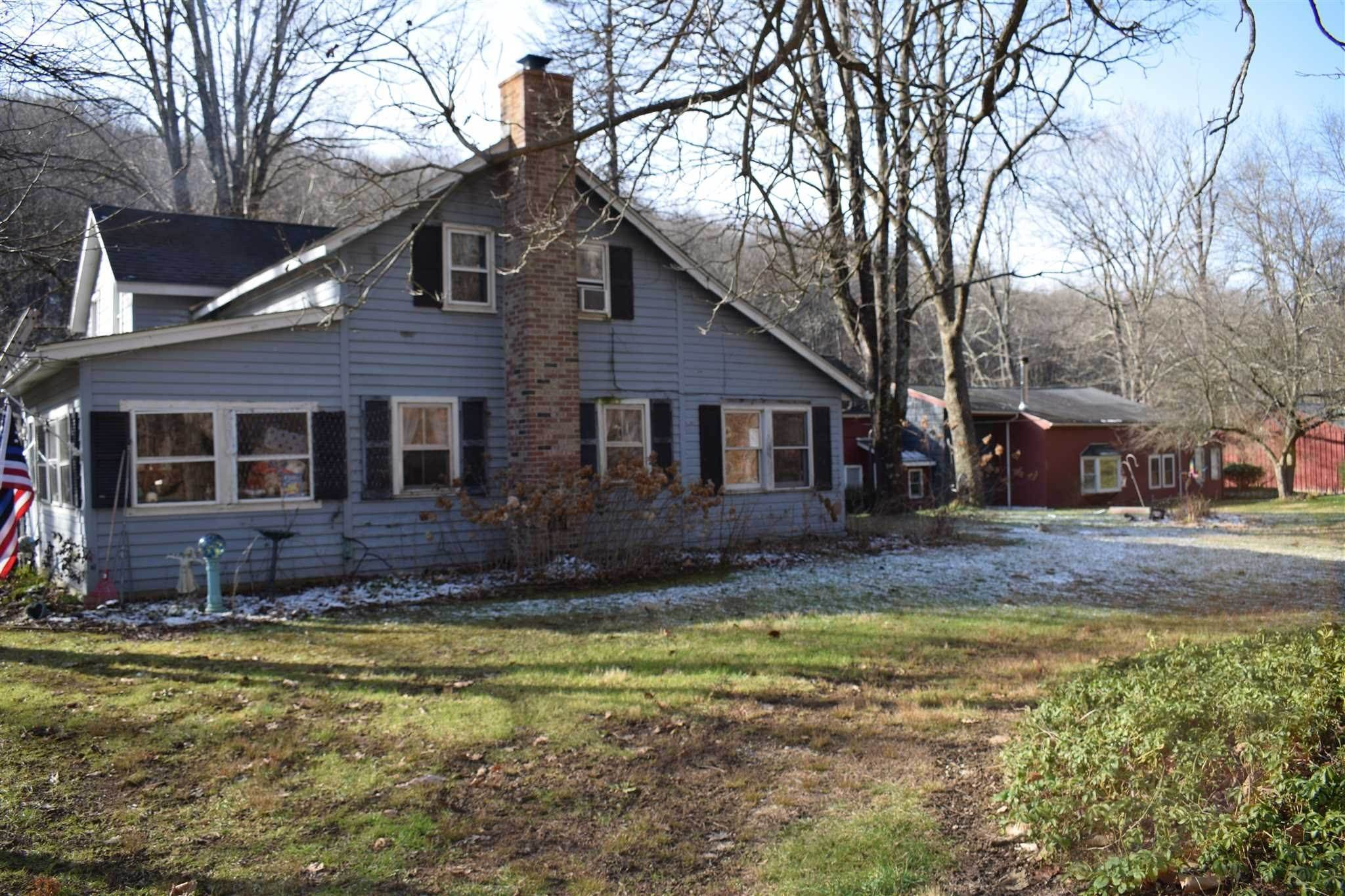 Single Family Homes for Sale at 155 CLINTON HOLLOW Road Clinton, New York 12578 United States
