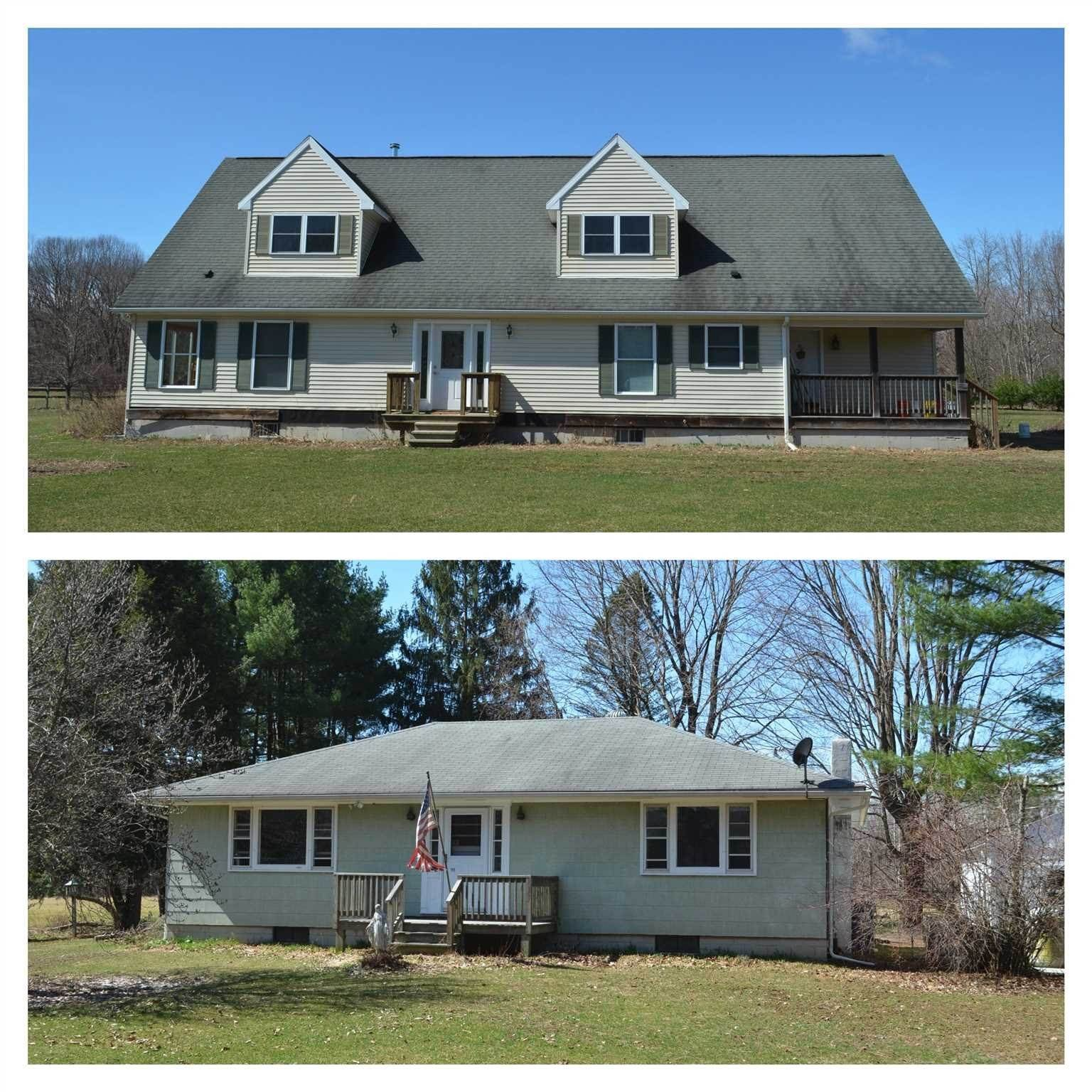 Single Family Homes for Sale at 119125 RIGHTERS CORNERS Road Pine Plains, New York 12567 United States