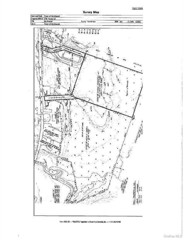 Land for Sale at ROUTE 44 North East, New York 12546 United States