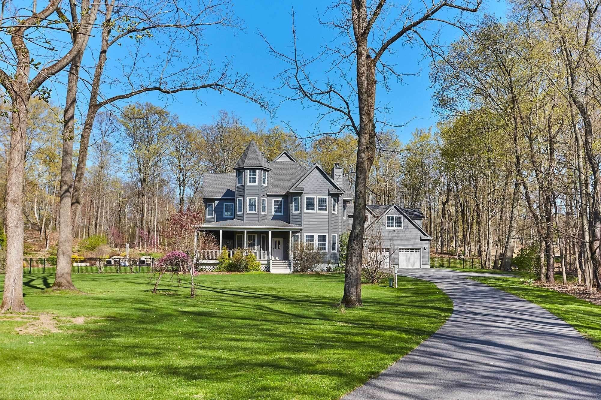 Single Family Homes for Sale at 77 MILL Street Rhinebeck, New York 12572 United States