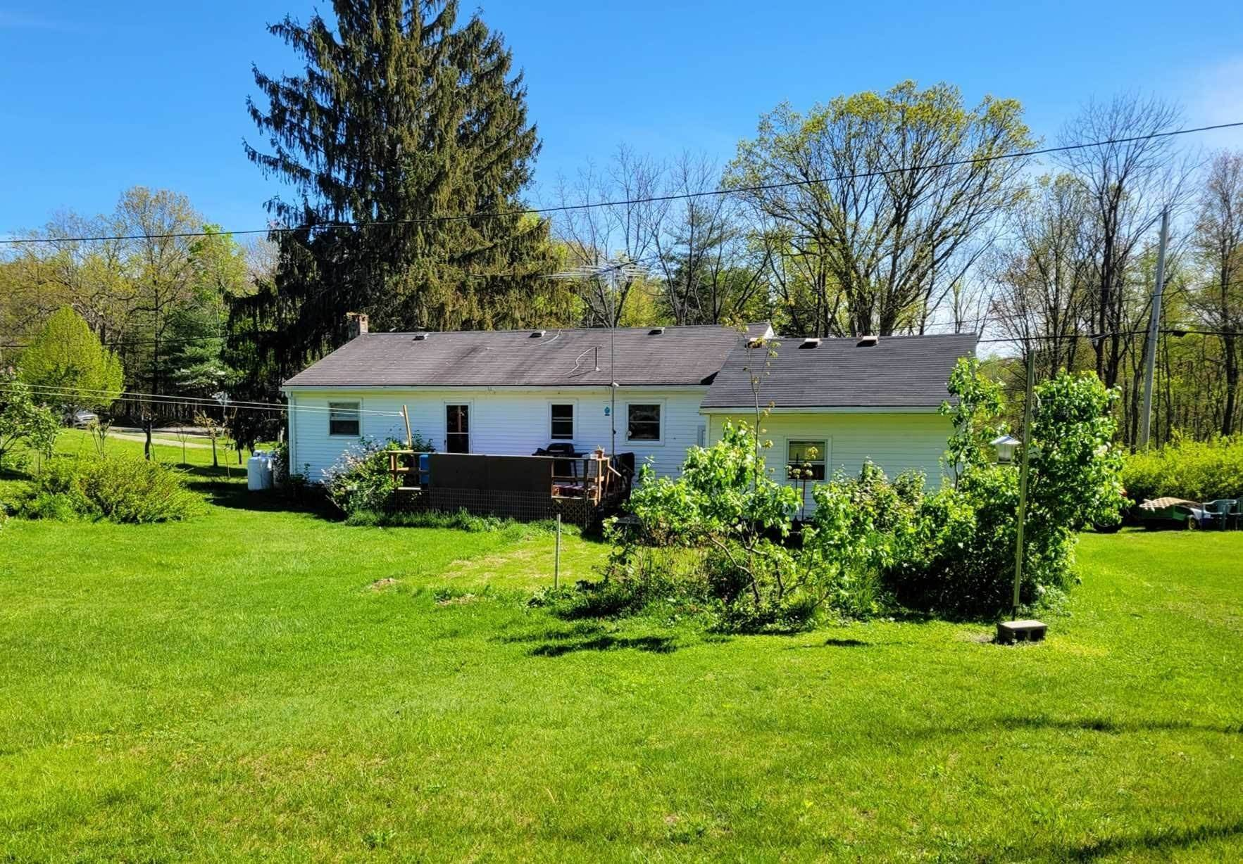 Single Family Homes for Sale at 411 EAST KERLEY CORNERS Clermont, New York 12583 United States