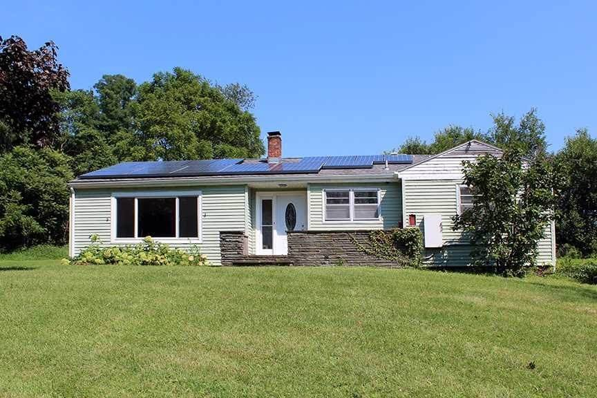 Single Family Homes for Sale at 3500 RT. 9G Clermont, New York 12526 United States