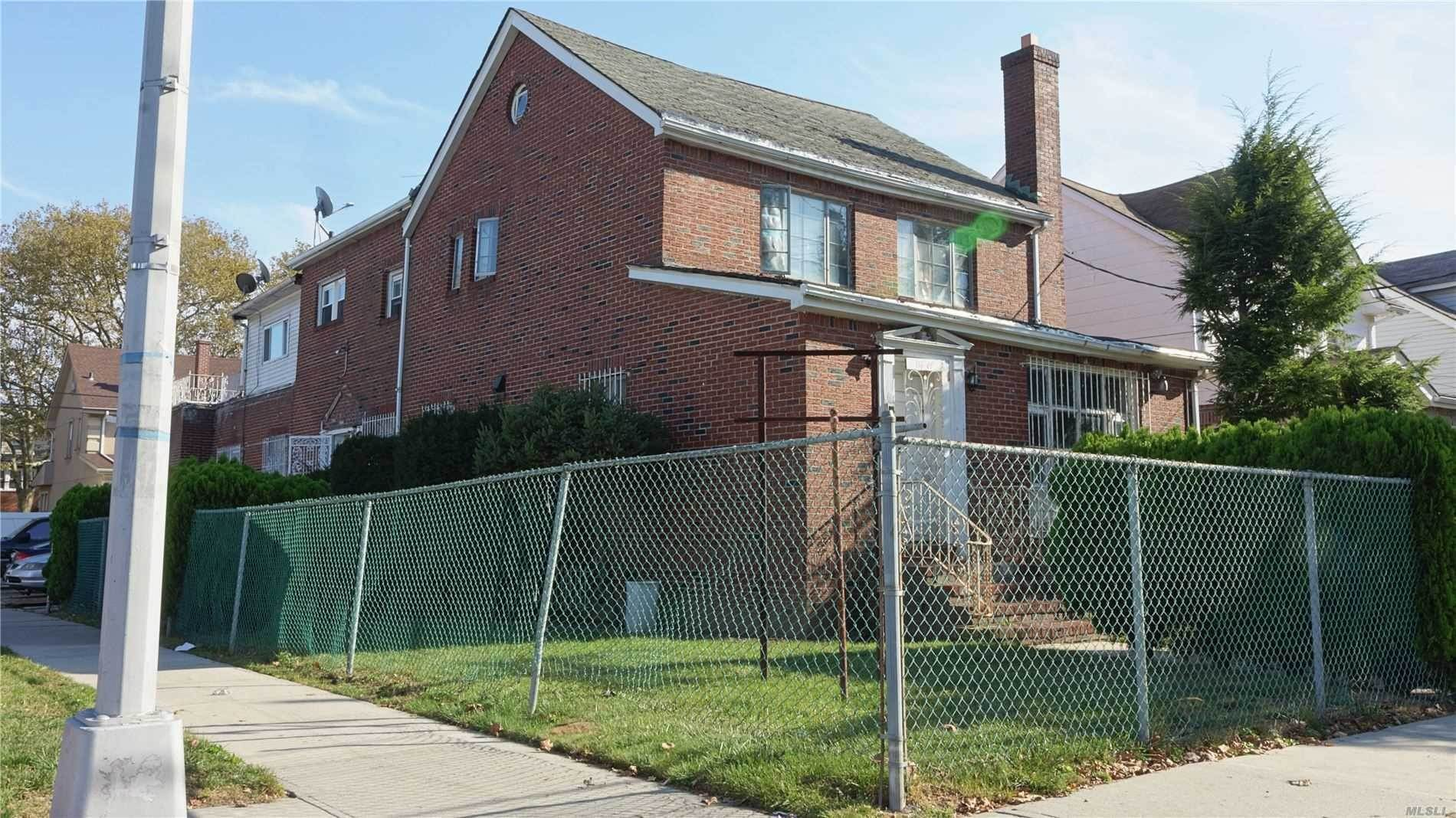 Residential for Sale at 116-01 221st Street Cambria Heights, New York 11411 United States