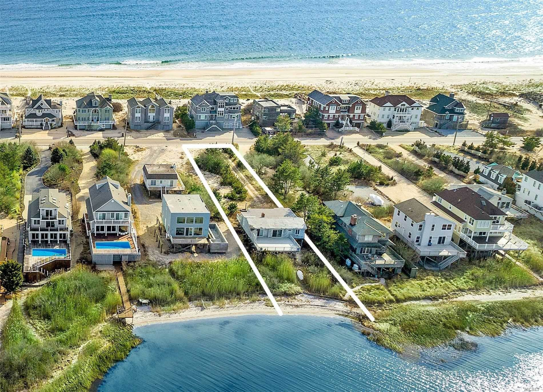 Residential for Sale at 848 Dune Road, Westhampton Dune NY 11978 Westhampton Dunes, New York 11978 United States