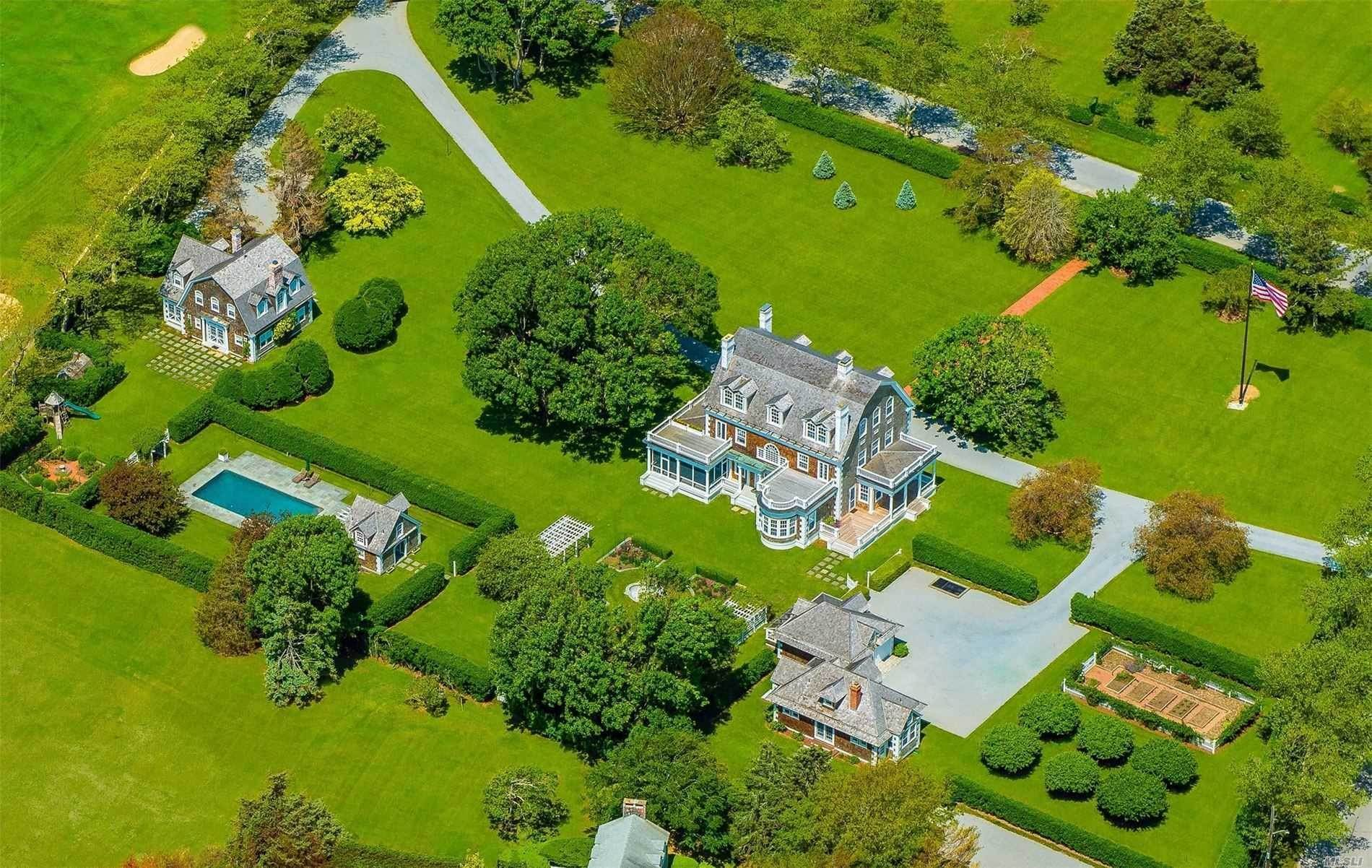 Residential for Sale at 25 Shinnecock Road Quogue, New York 11959 United States