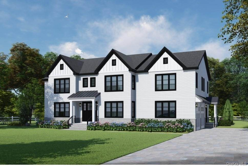 Residential for Sale at 1 East (Lot 2) Lane Suffern, New York 10901 United States