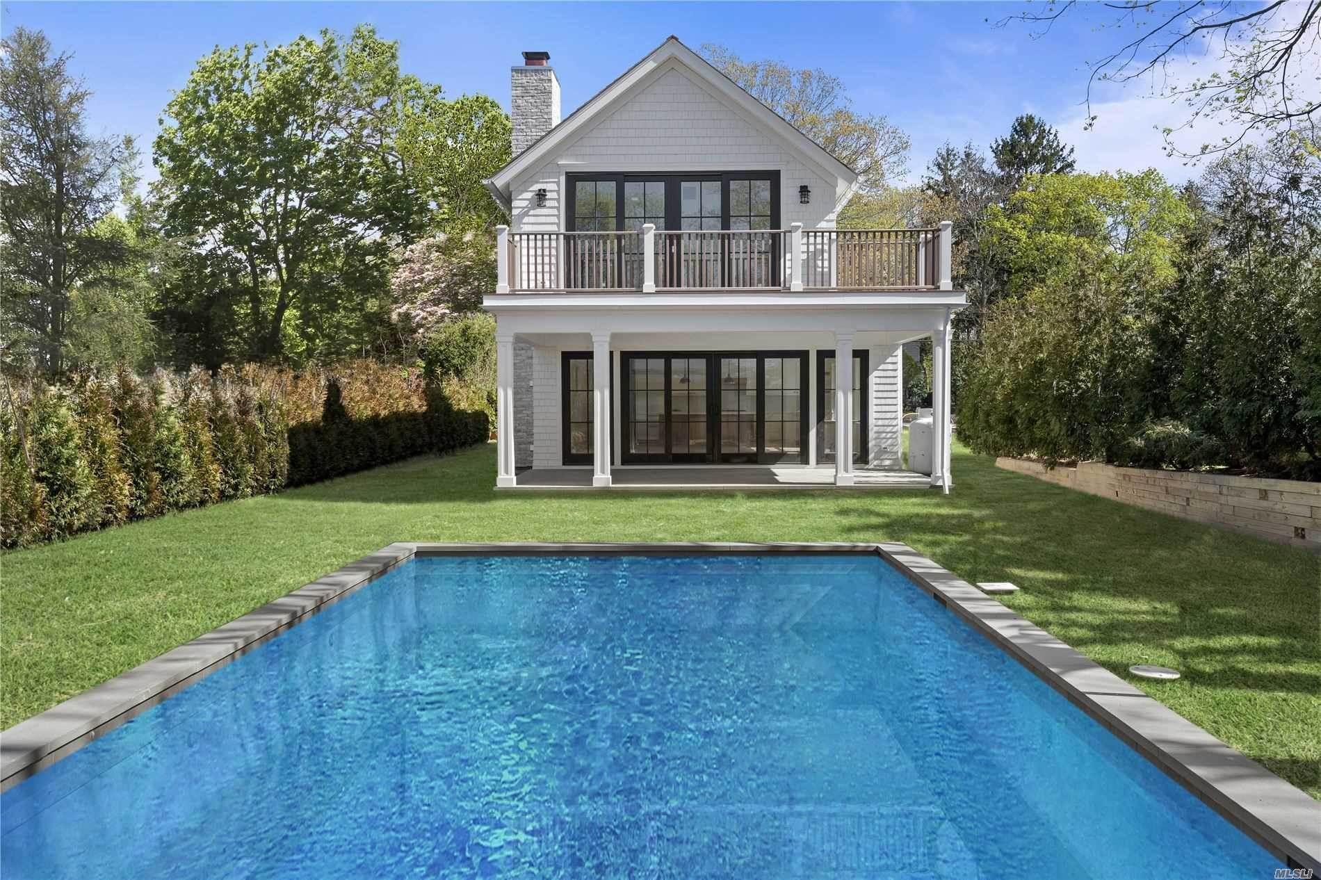 Residential for Sale at 61 Harrison Street Sag Harbor, New York 11963 United States