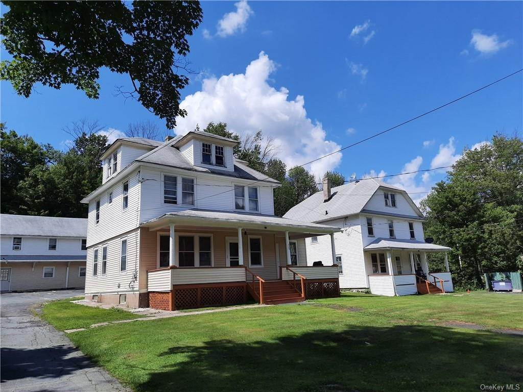Residential Income for Sale at 329 Main Street Hurleyville, New York 12747 United States