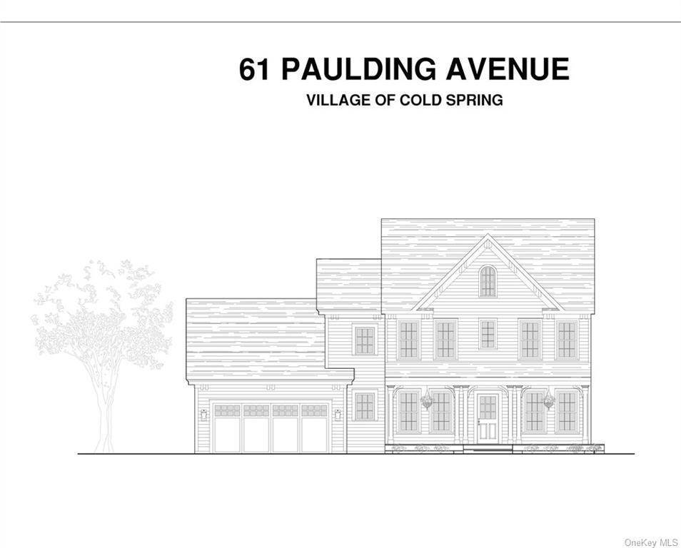 Residential for Sale at 61 Paulding Avenue, Philipstown, NY 10516 Cold Spring, New York 10516 United States