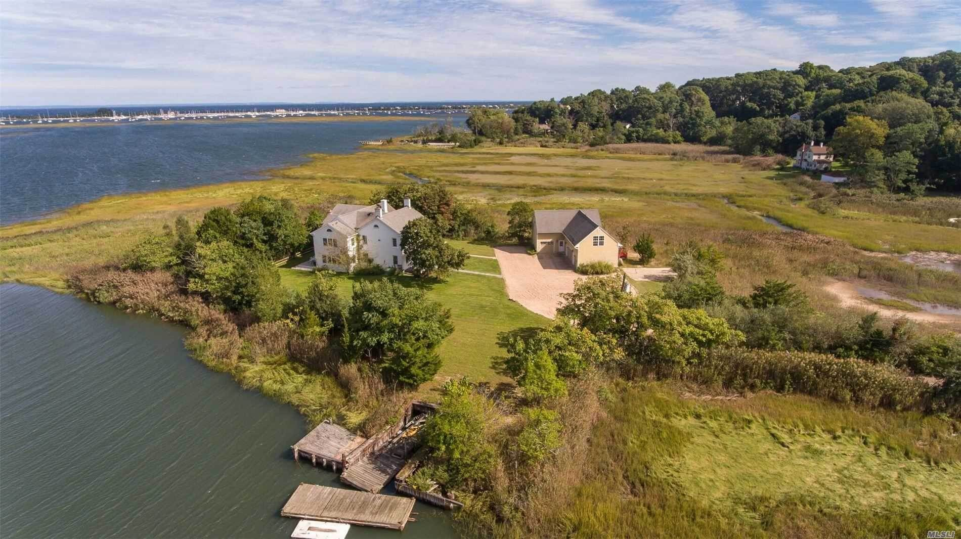 Residential for Sale at 146 Shore Road, Mt. Sinai, NY 11766 Mount Sinai, New York 11766 United States