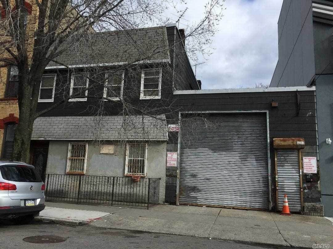 Residential Income for Sale at 1820 Gates Avenue Ridgewood, New York 11385 United States