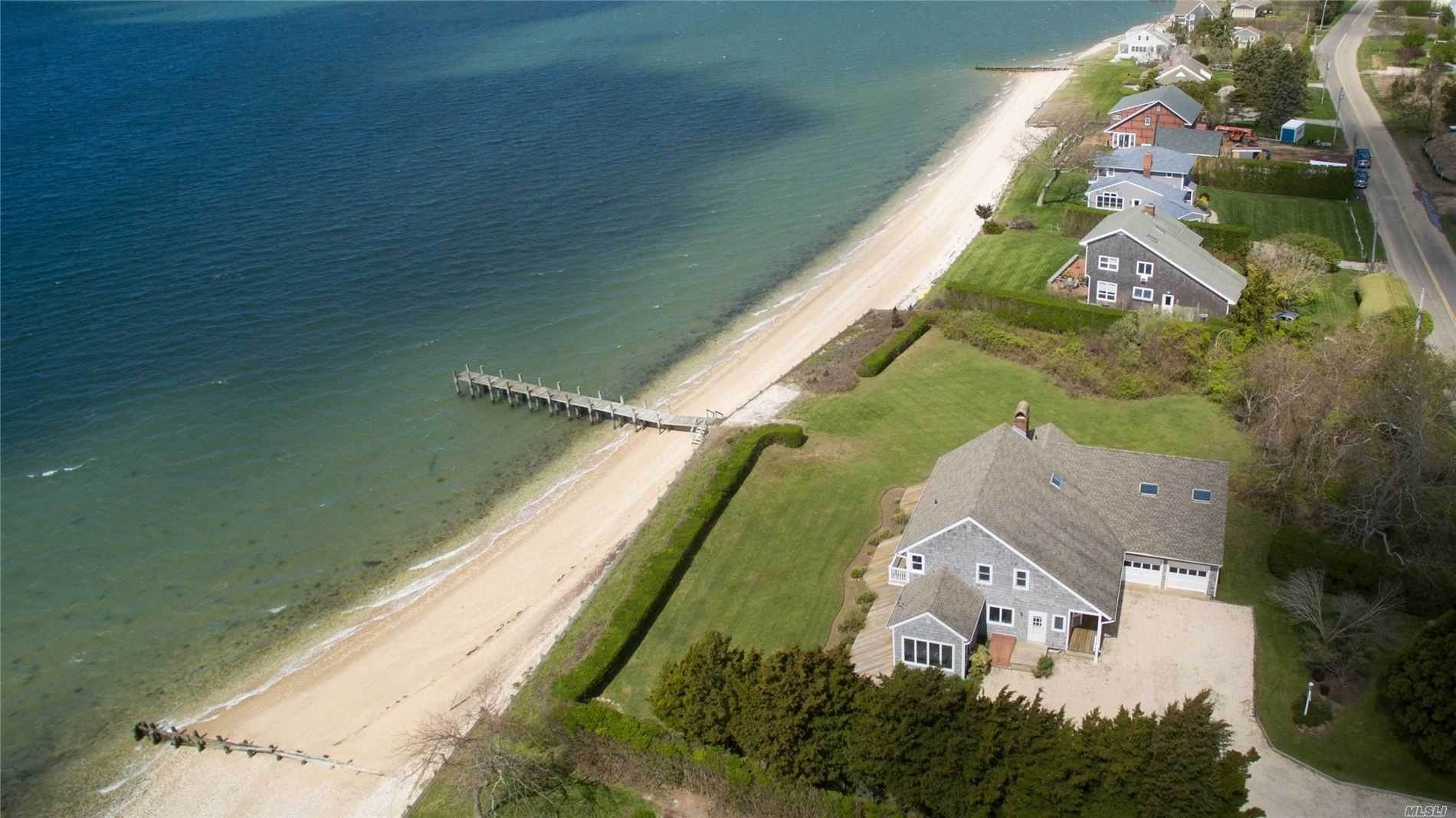 Residential for Sale at 90 Peconic Avenue, Shelter Island, NY 11964 Shelter Island, New York 11964 United States