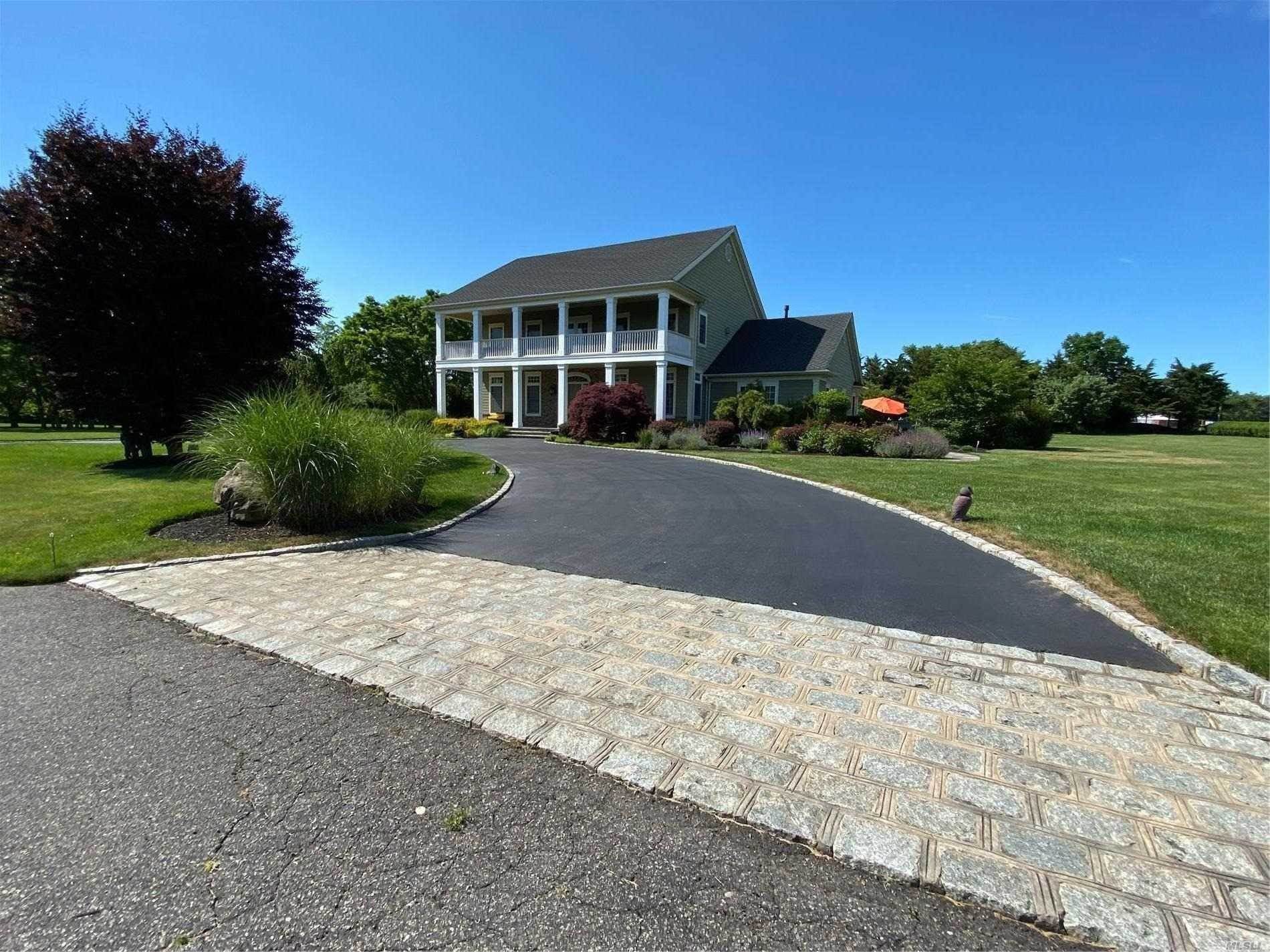 Residential for Sale at 57856 (Private) Main Road Southold, New York 11971 United States