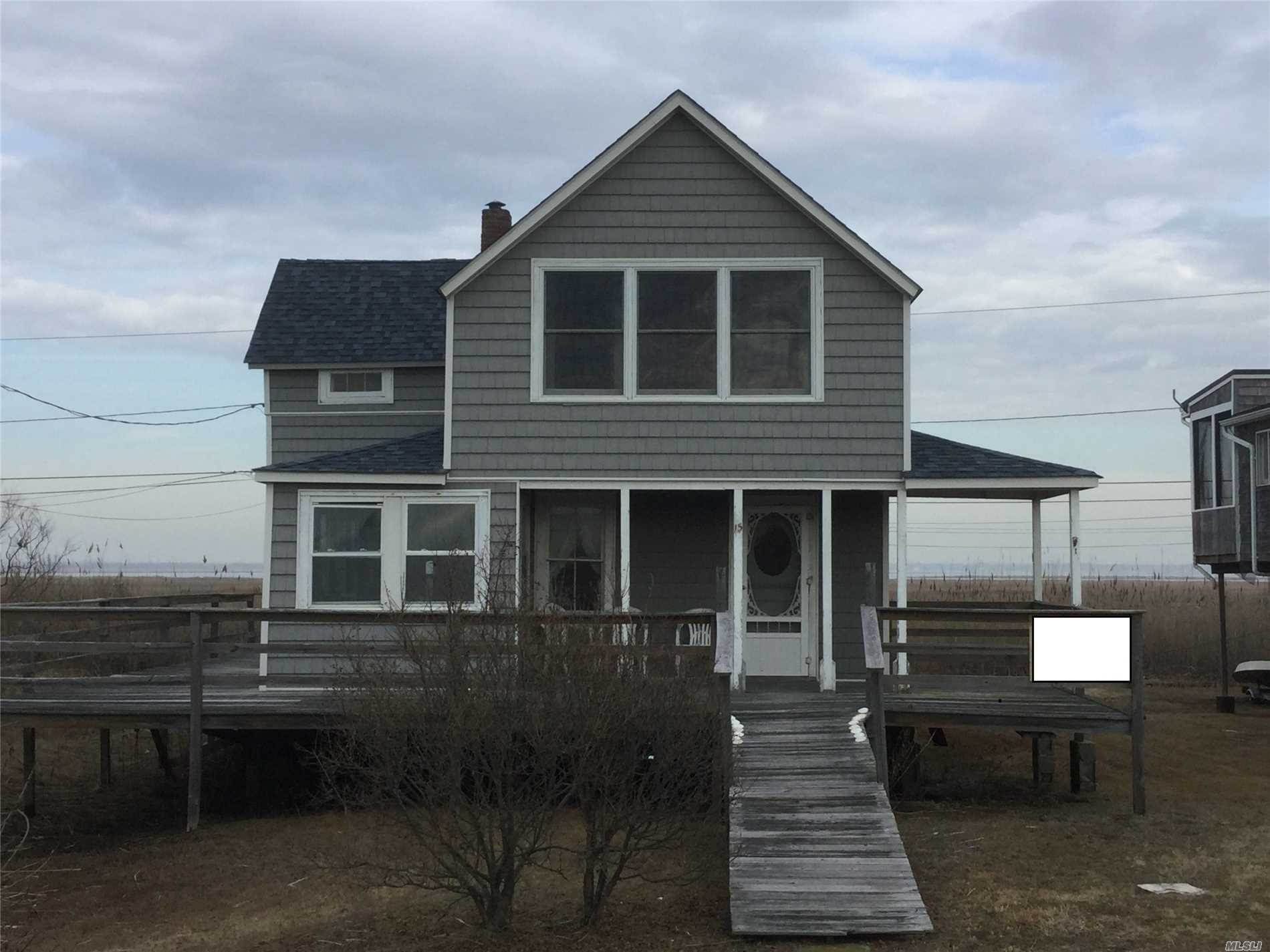 Residential for Sale at 15 Cottage Walk Gilgo Beach, New York 11702 United States
