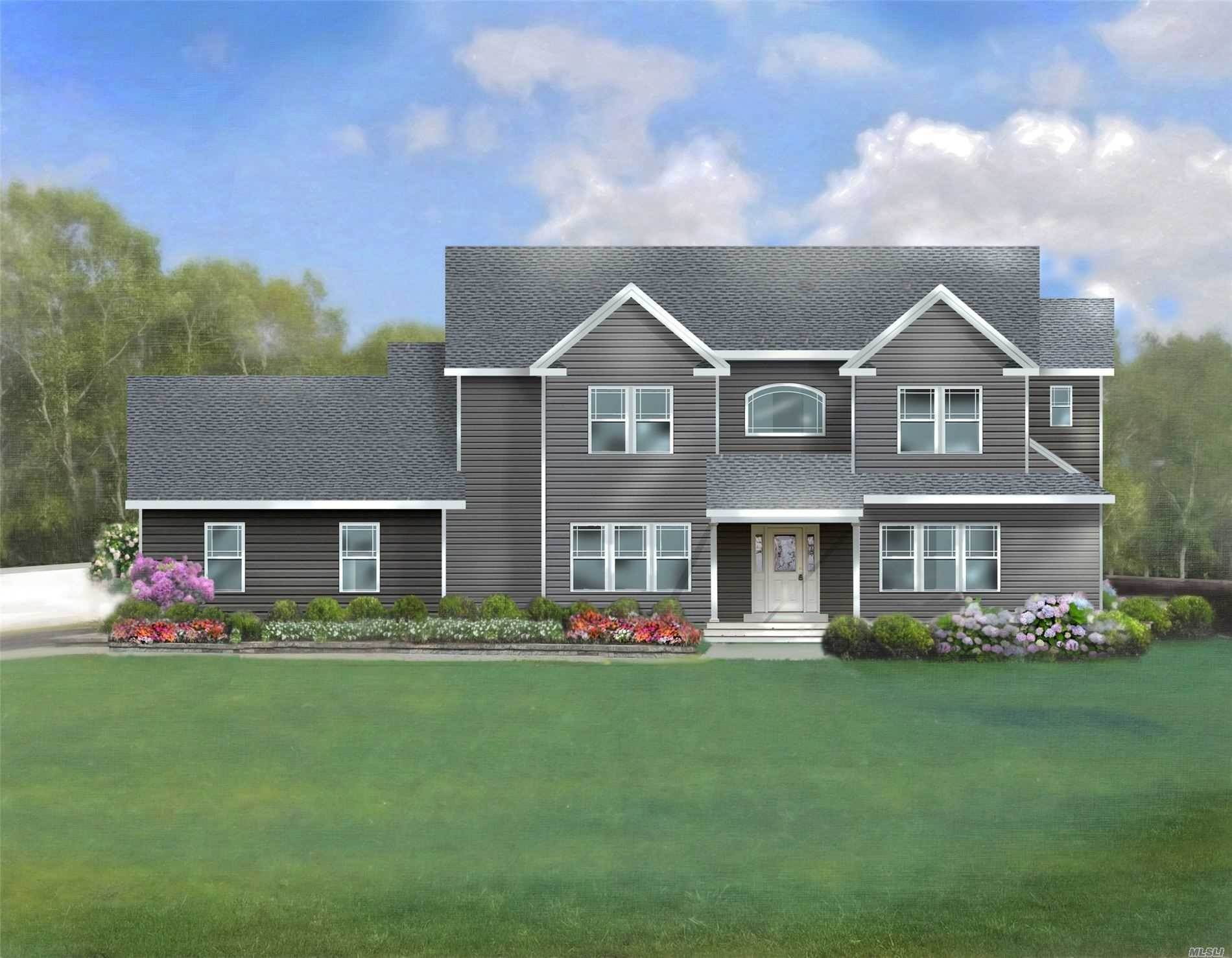 Residential for Sale at Lot Three Palmer Avenue, Holtsville, NY 11742 Holtsville, New York 11742 United States