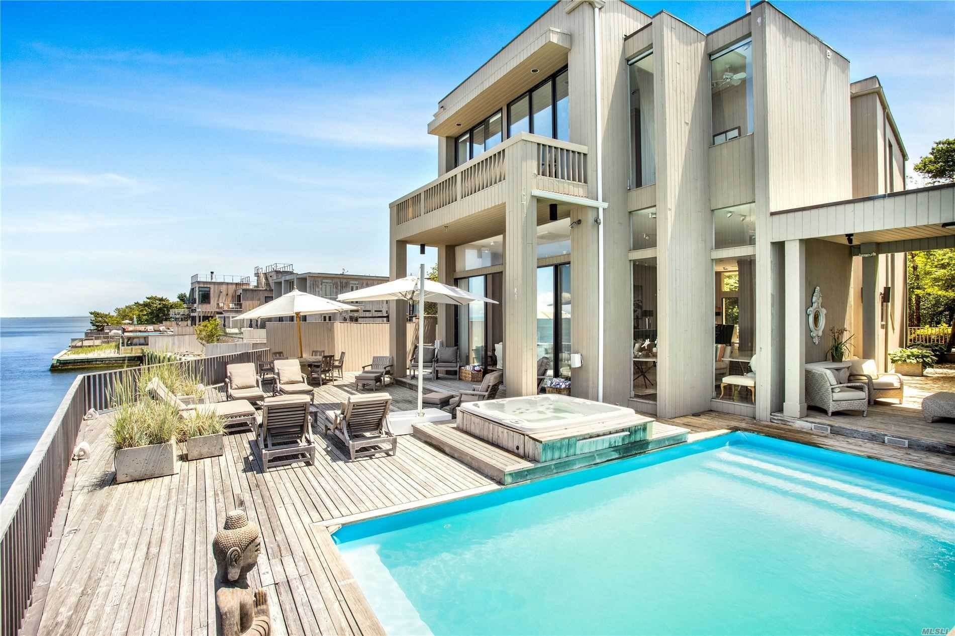 Residential for Sale at 242 Bay Walk, Fire Island Pine, NY 11782 Sayville, New York 11782 United States