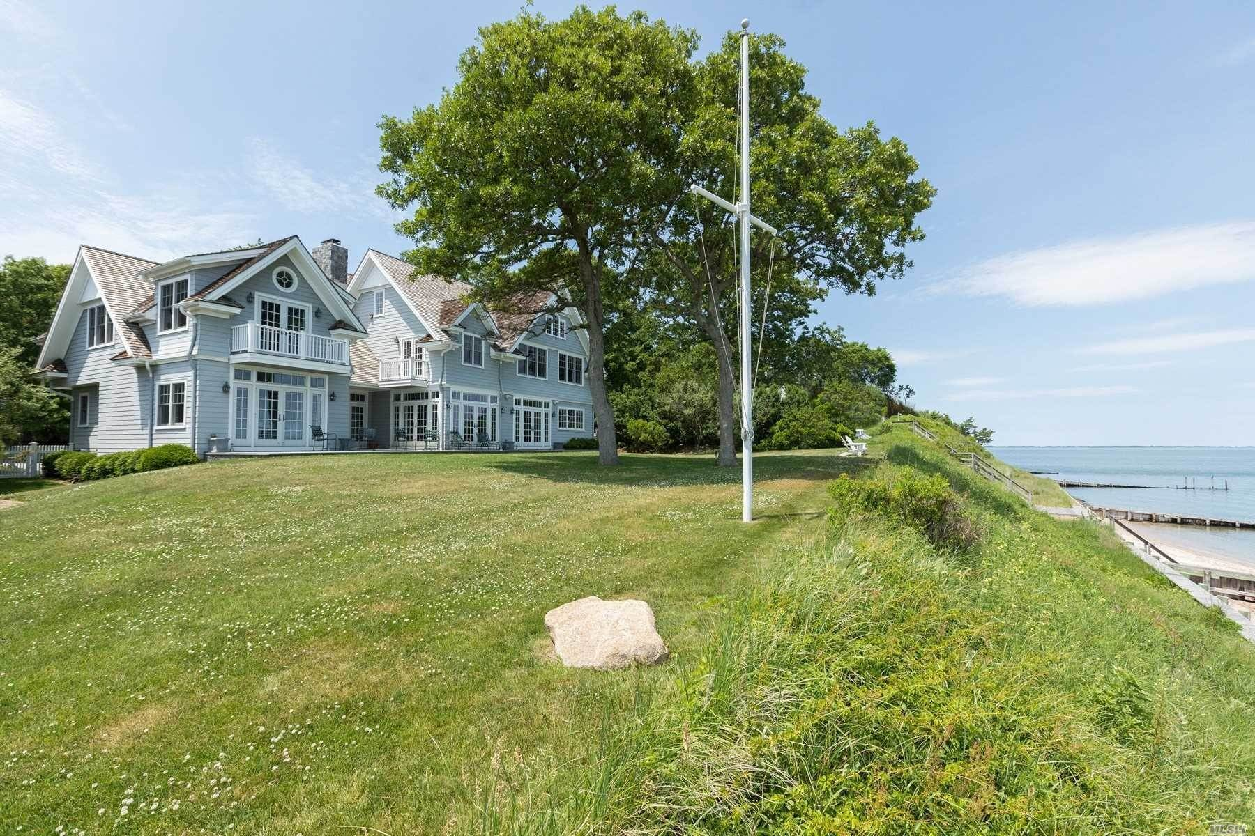 Residential for Sale at 189A Ram Island Drive, Shelter Island, NY 11964 Shelter Island, New York 11964 United States