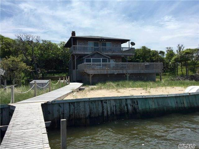 Residential for Sale at Jones Walk Water Island, New York 11782 United States
