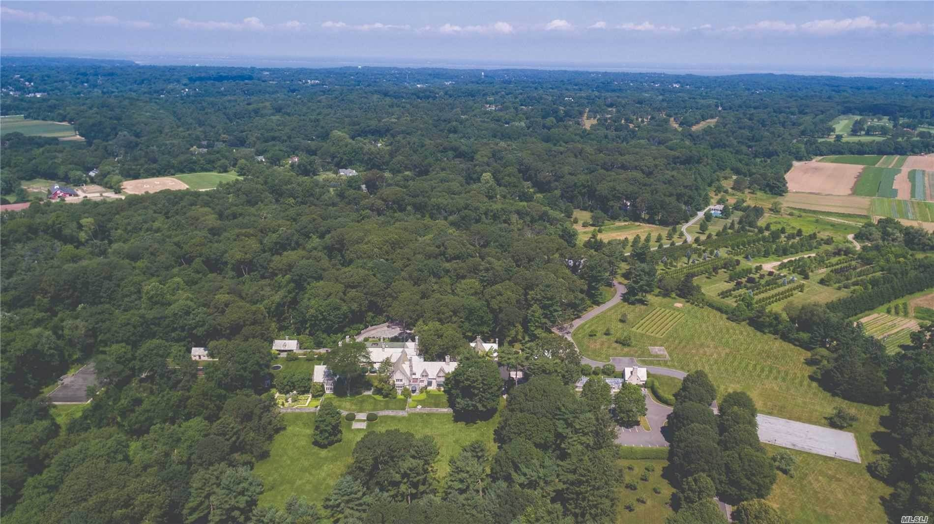 Residential for Sale at 1111 Cedar Swamp Rd, Old Brookville, NY 11545 Old Brookville, New York 11545 United States