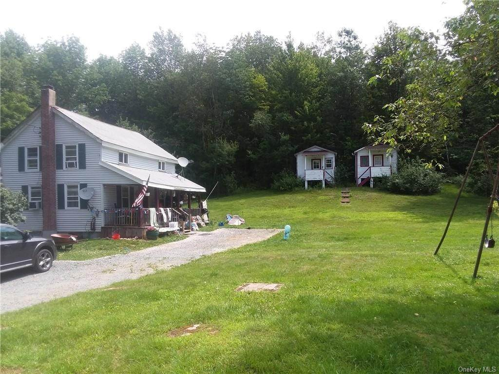 Residential Income for Sale at 170 Houghtaling Road Fallsburg, New York 12733 United States