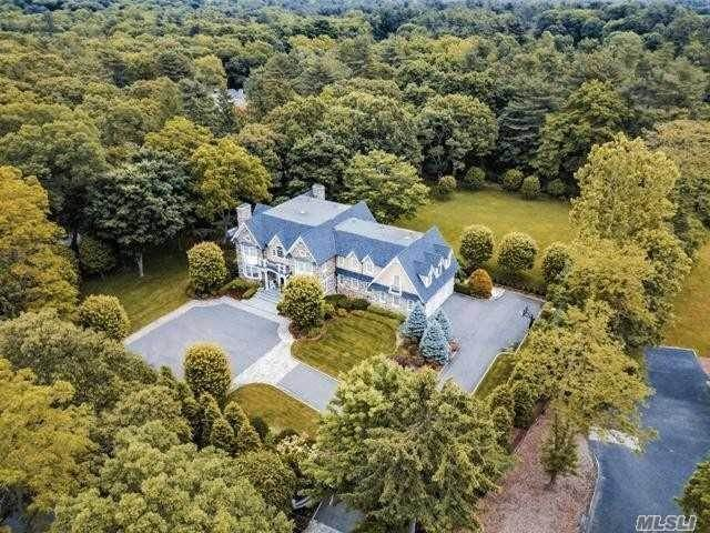 Residential for Sale at 160 Brookville Road, Muttontown, NY 11545 Muttontown, New York 11545 United States