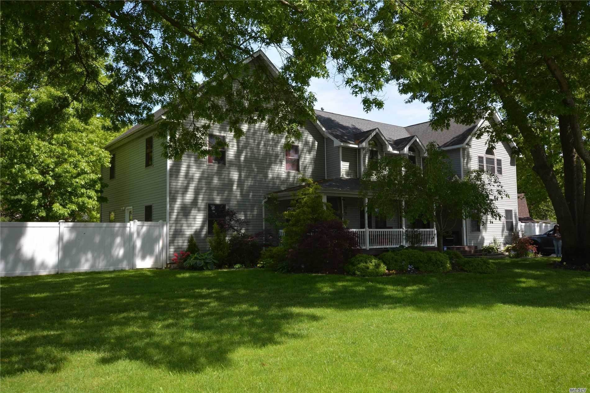 Residential for Sale at 265 Sycamore Lane, Islandia, NY 11749 Islandia, New York 11749 United States