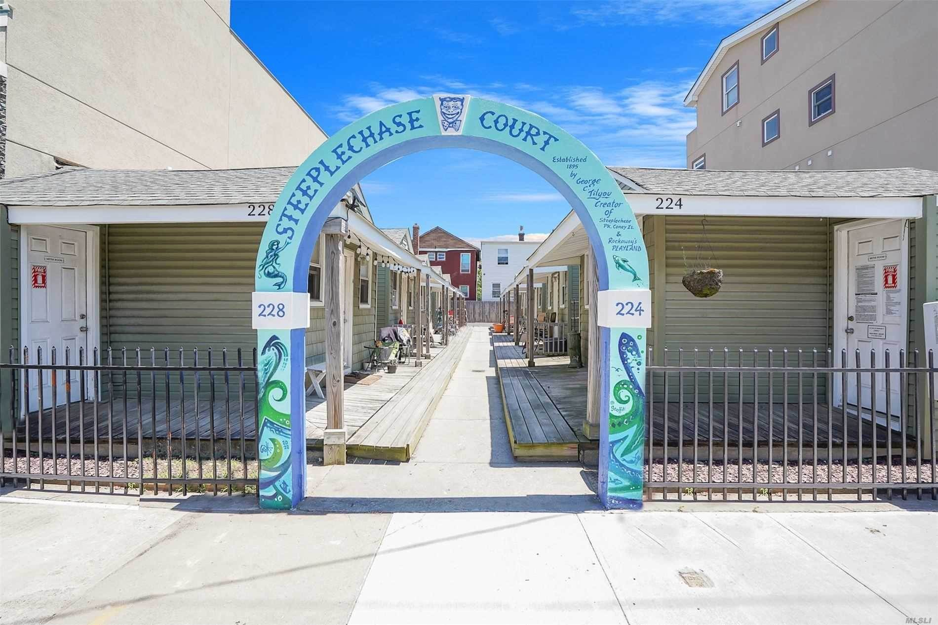 Residential Income for Sale at 224 Beach 100th Street Rockaway Park, New York 11694 United States
