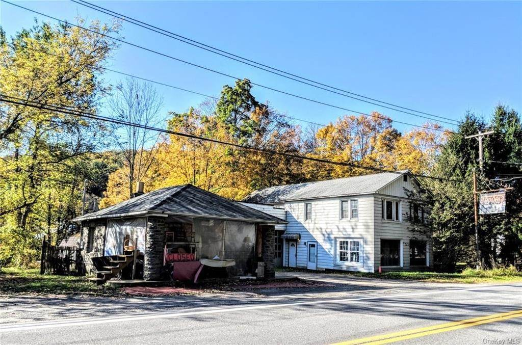 Residential Income for Sale at 3465 State Route 97, Highland, NY 12719 Barryville, New York 12719 United States