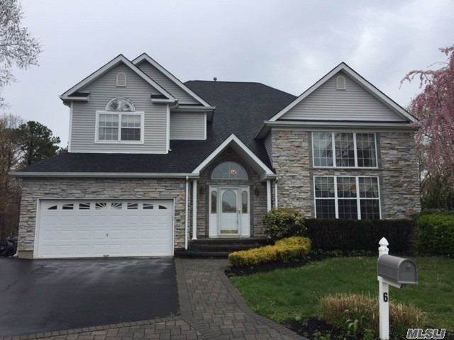 Residential for Sale at 6 Heather Court Holtsville, New York 11742 United States