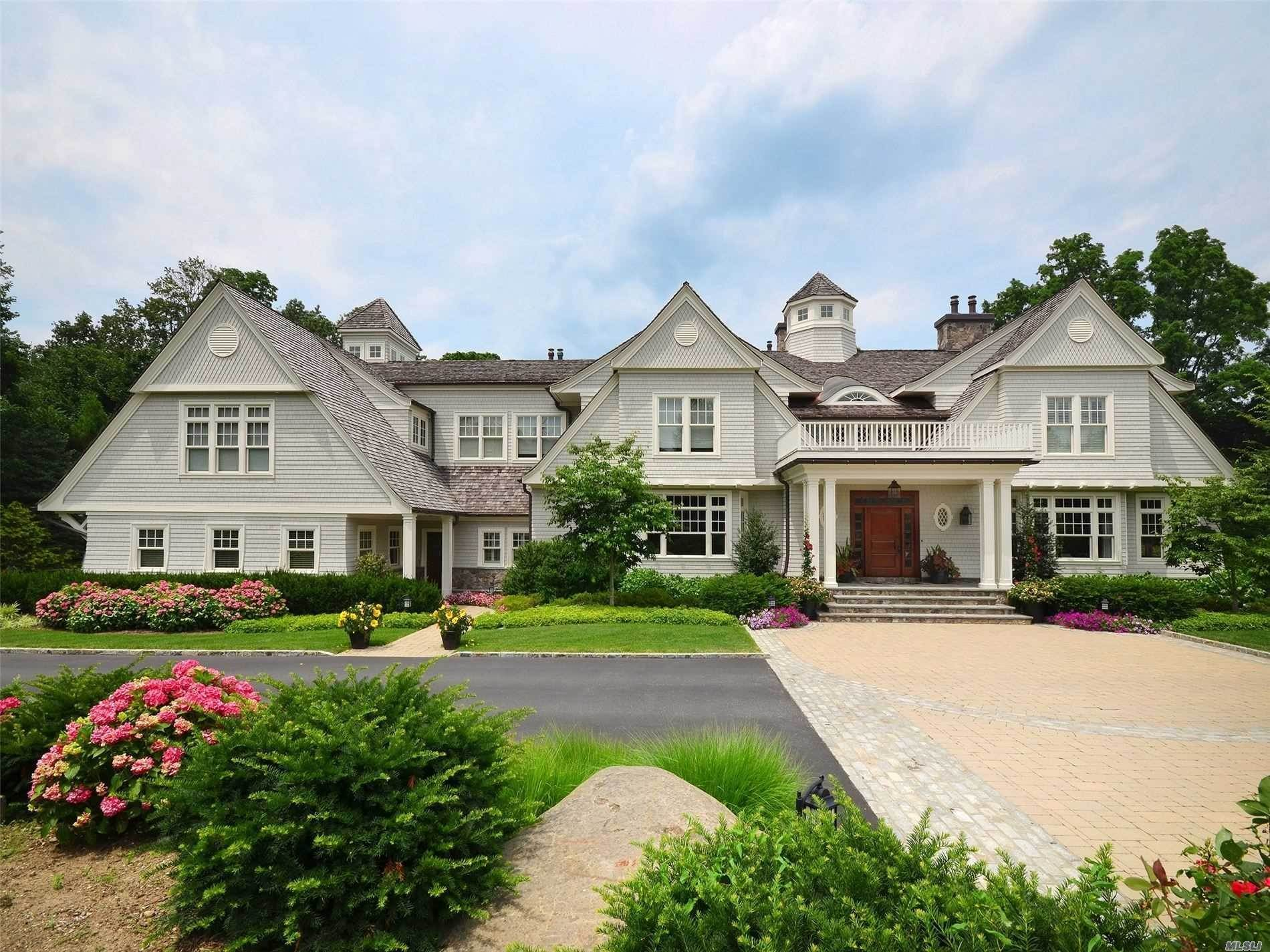 Residential for Sale at 17 Shorewood Drive, Sands Point, NY 11050 Sands Point, New York 11050 United States