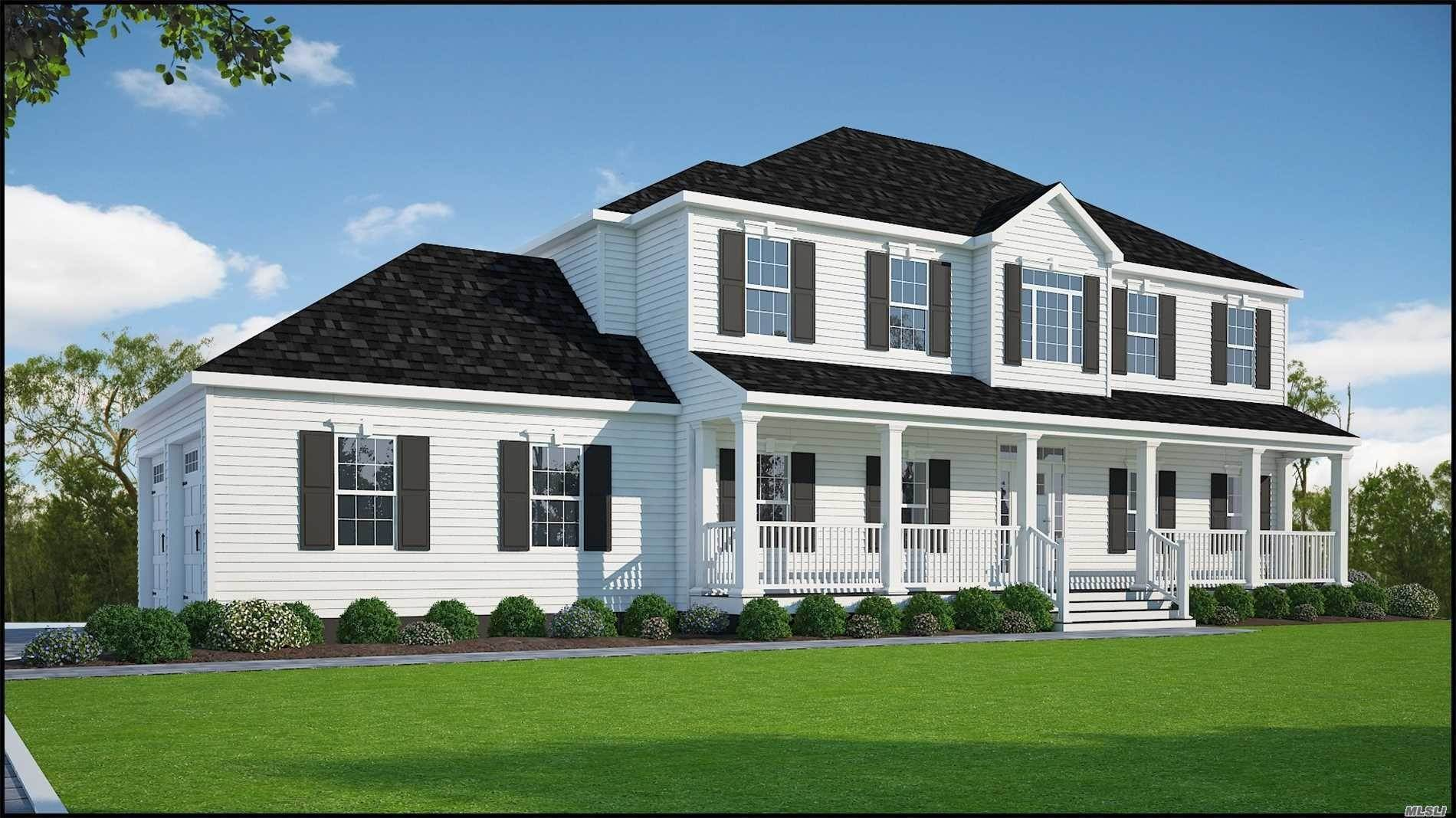 Residential for Sale at Tbb Merritts Path Rocky Point, New York 11778 United States