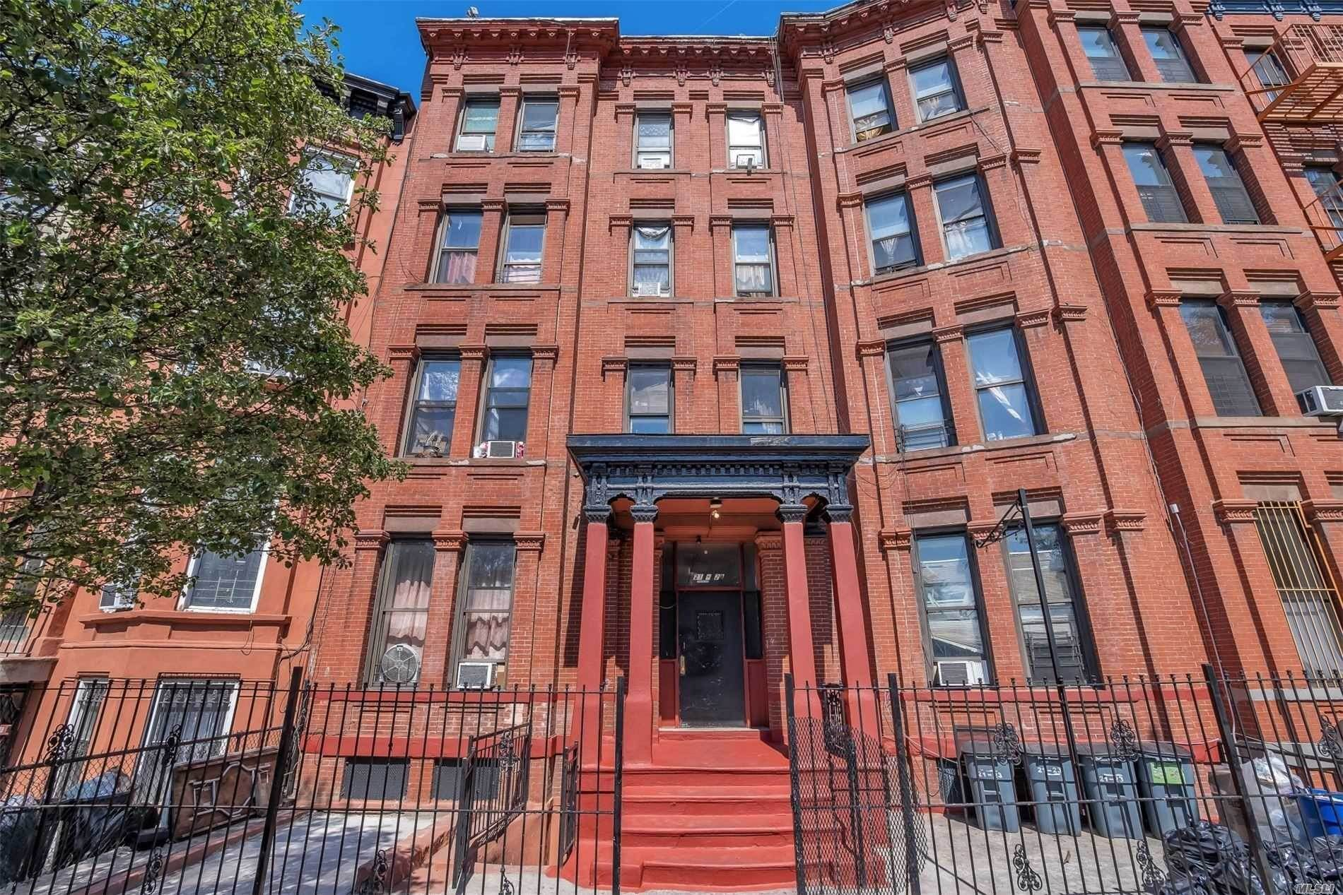 Residential Income for Sale at 21-23 Spencer Place, Bed-Stuy, NY 11216 Brooklyn, New York 11216 United States