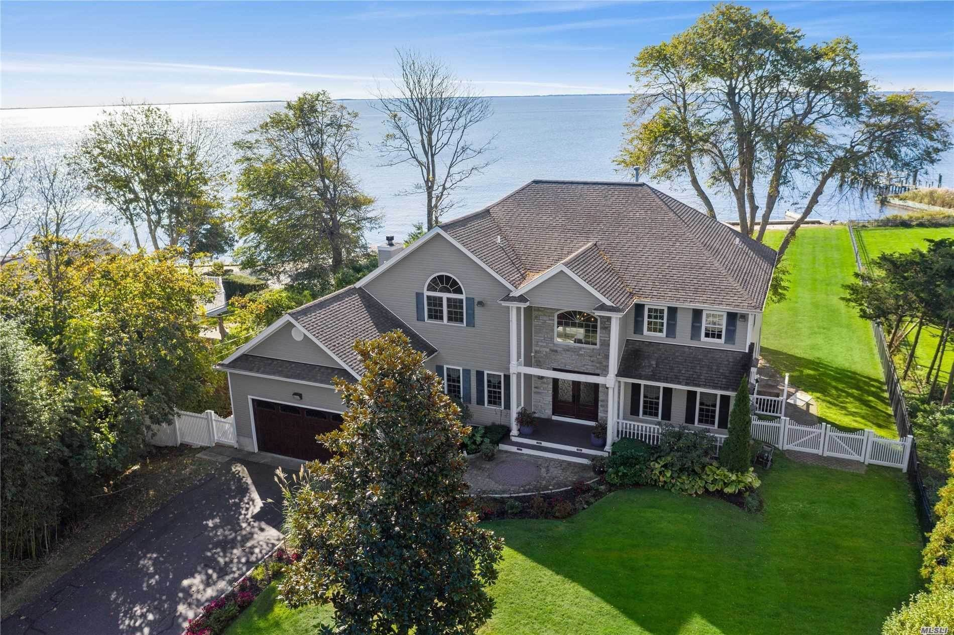 Residential for Sale at 280 Suydam Lane, Bayport, NY 11705 Bayport, New York 11705 United States