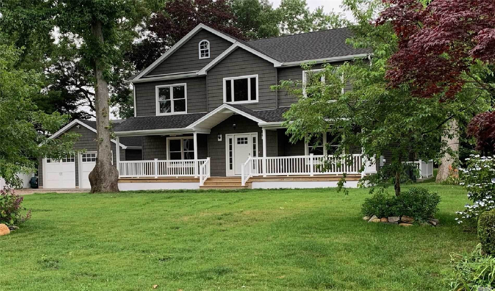 Residential for Sale at 429 3rd Avenue, Bayport, NY 11705 Bayport, New York 11705 United States