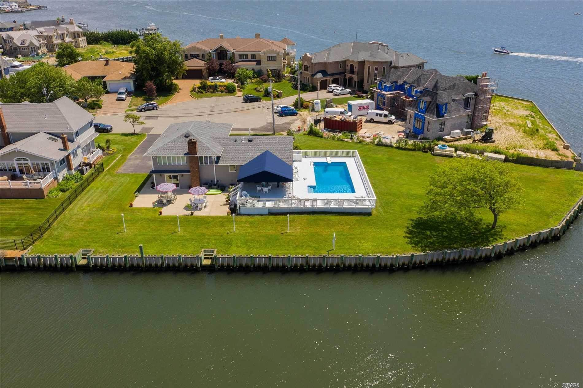 Residential for Sale at 41 Club Drive, Massapequa, NY 11758 Massapequa, New York 11758 United States