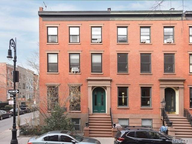 Residential Income for Sale at 109 State Street, Brooklyn Heights, NY 11201 Brooklyn, New York 11201 United States