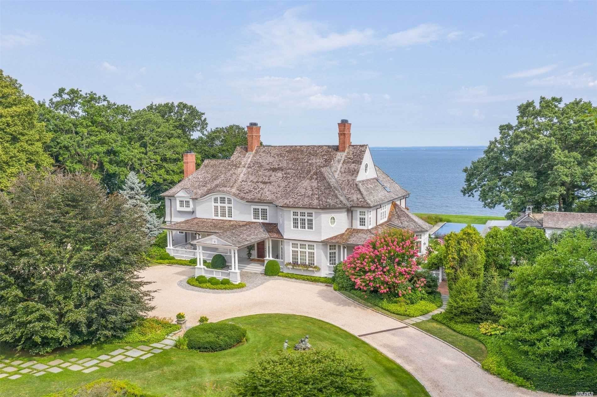 Residential for Sale at 1 Sydney Road Huntington Bay, New York 11743 United States