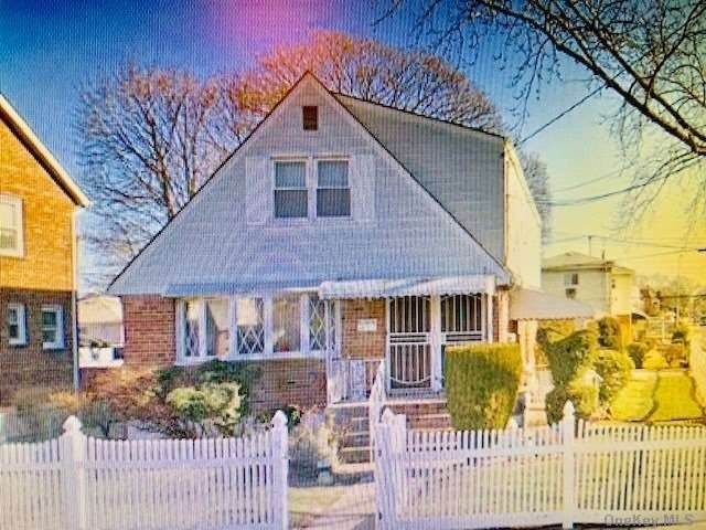 Residential Income for Sale at 117-49 Nashville Blvd Cambria Heights, New York 11411 United States