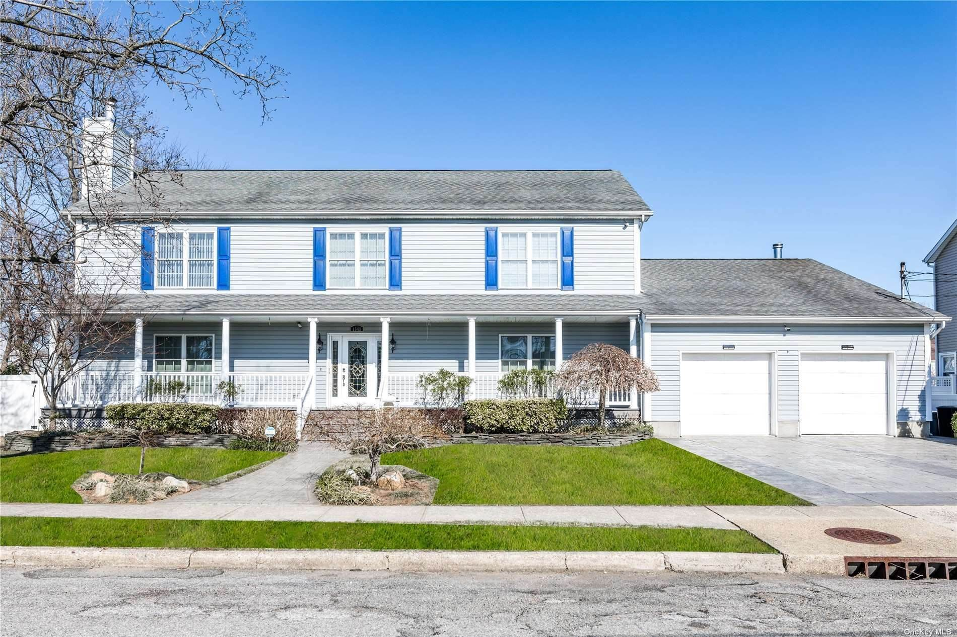 Residential for Sale at 1549 Fenimore Street North Bellmore, New York 11710 United States