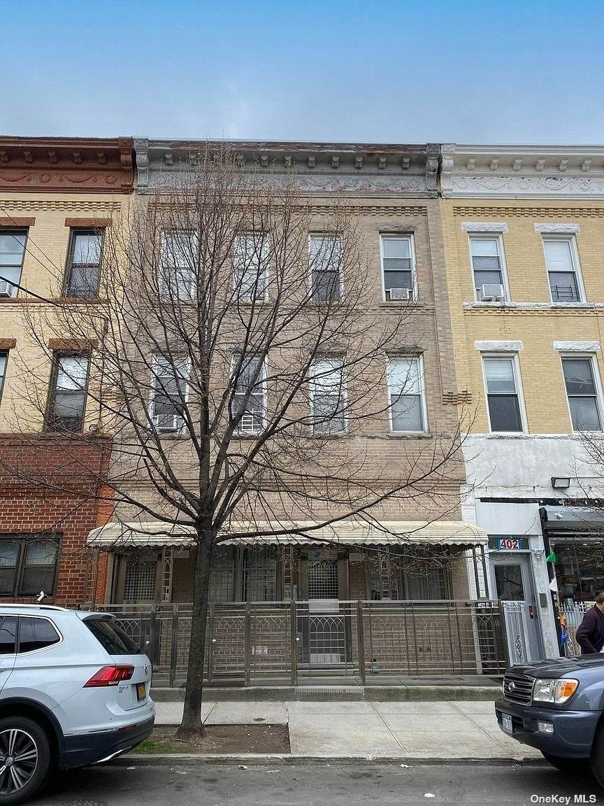Residential Income for Sale at 404 Onderdonk Avenue Ridgewood, New York 11385 United States