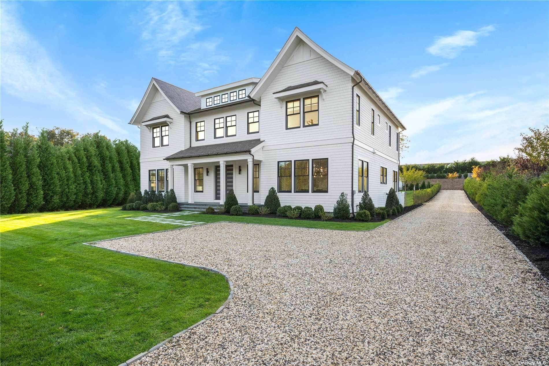Residential for Sale at 185 Bishops Lane Southampton, New York 11968 United States